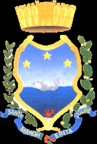 Santa Margherita Ligure - Image: Santa Margherita Ligure Stemma