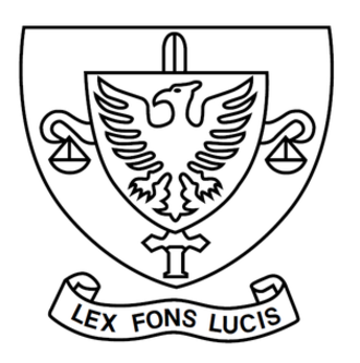 Schulich School of Law - Image: Schulich School of Law crest