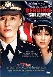 <i>Serving in Silence: The Margarethe Cammermeyer Story</i> 1995 film by Jeff Bleckner