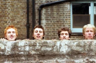 Sex Pistols, August 1975