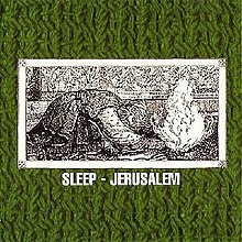 Jerusalem (1999) album cover