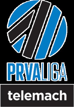 Slovenian PrvaLiga - Image: Slovenian Prva Liga logo