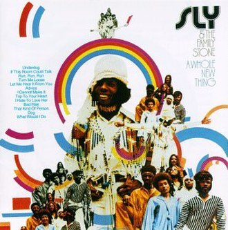 A Whole New Thing (Sly and the Family Stone album) - Image: Slyfamstone whole new thing
