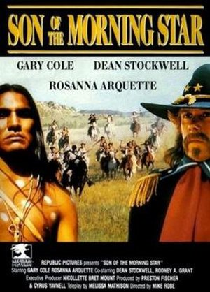 Son of the Morning Star (film) - Image: Son of the Morning Star Film Poster