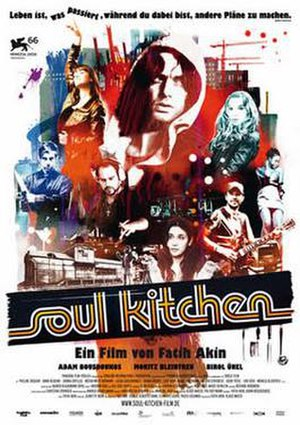 Soul Kitchen (film) - Theatrical poster
