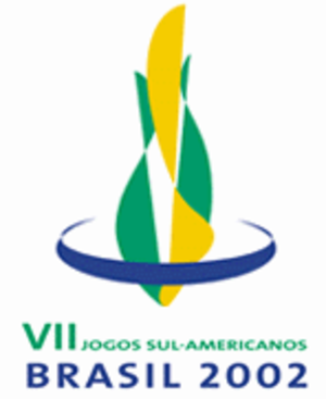 2002 South American Games - Image: South Am Games 2002