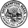 Official seal of Southampton, Massachusetts