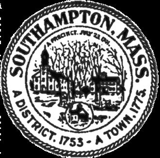 Southampton, Massachusetts - Image: Southampton Ma seal