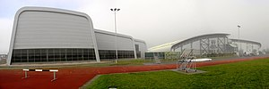 Southend-on-Sea - Southend – Leisure and Tennis Centre