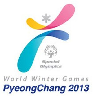 2013 Special Olympics World Winter Games - Image: Special Games logo