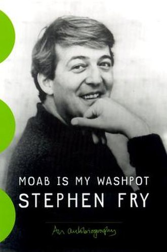 Moab Is My Washpot - Image: Stephen Fry moab is my washpot
