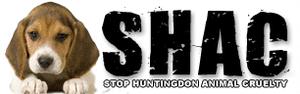 Stop Huntingdon Animal Cruelty - Image: Stop Huntingdon Animal Cruelty (logo)