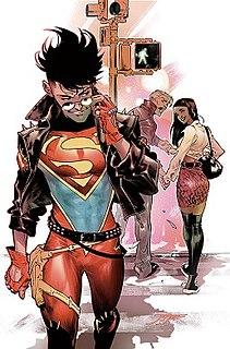Superboy (Kon-El) Alternate Superboy superhero