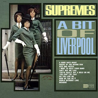 A Bit of Liverpool - Image: Supremes liverpool