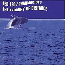 Ted Leo and the Pharmacists - The Tyranny of Distance cover.jpg