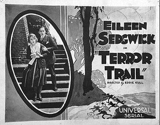 Terror Trail - Lobby card