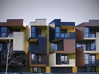 OFIS Architects - Image: Tetris apartments 01
