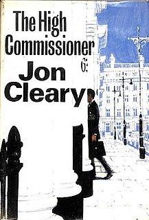 <i>The High Commissioner</i> (novel)