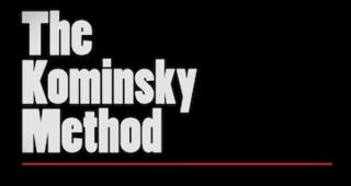 <i>The Kominsky Method</i> American comedy web television series