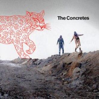 The Concretes (album) - Image: The Concretes Scandinavian release cover