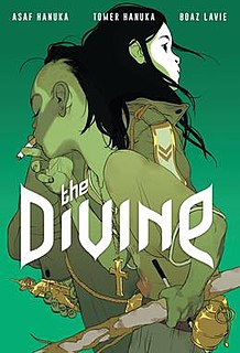 <i>The Divine</i> (graphic novel)