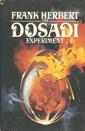 The Dosadi Experiment - Cover of the first edition