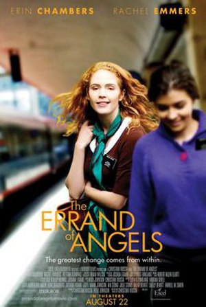 The Errand of Angels - Theatrical release poster