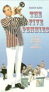<i>The Five Pennies</i> 1959 film by Melville Shavelson
