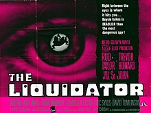 The Liquidator (1965 film) UK quad poster.jpg