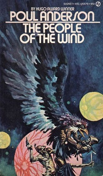 The People of the Wind - Cover of the first edition