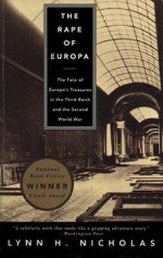 The Rape of Europa (book) - Paperback book cover