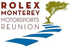 Rolex Monterey Motorsports Reunion - Event logo