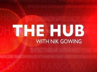 The Hub (TV programme) - Image: Thehubscreenshot