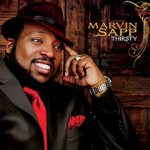 Thirsty (Marvin Sapp album)