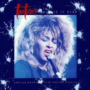 Paradise Is Here - Image: Tina turner paradise is here s 1