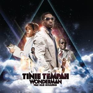 Wonderman (Tinie Tempah song) - Image: Tinie Tempah Wonderman cover