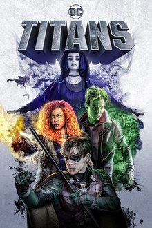 Titans Season 1 Wikipedia