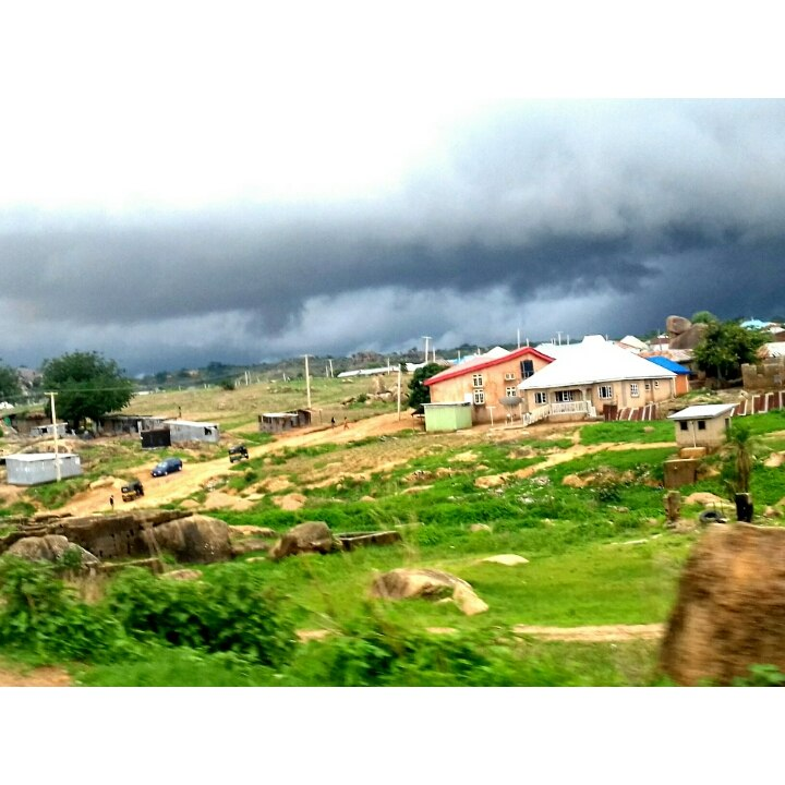Tudun Wada, View from Jos City