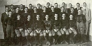 1925 Tulane Green Wave football team - Image: Tulane Green Wave football team (1925)