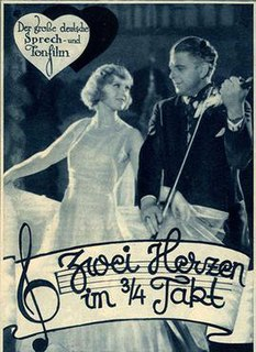 <i>Two Hearts in Waltz Time</i> 1930 film
