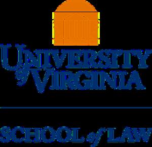 University of Virginia School of Law - University of Virginia Law Logo