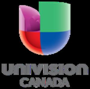 Univision Canada - Image: Univision Canada
