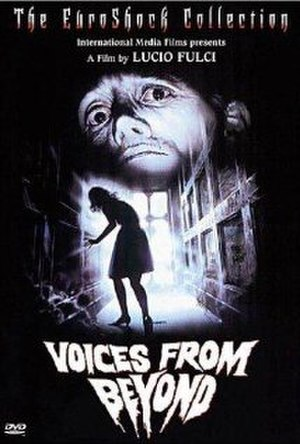 Voices from Beyond - DVD box cover