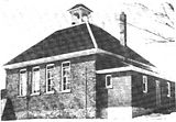 Walsh Public School SS#11; opened 1908 and closed March 1960