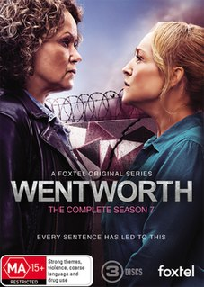 <i>Wentworth</i> (season 7)