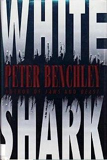 <i>White Shark</i> (novel) book by Peter Benchley