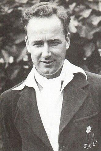 Wilf Wooller - Wilfred Wooller in 1948