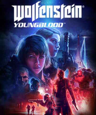 Picture of a game: Wolfenstein: Youngblood