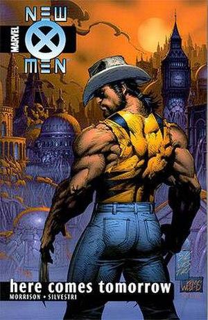 Here Comes Tomorrow - Image: X Men Here Comes Tomorrow