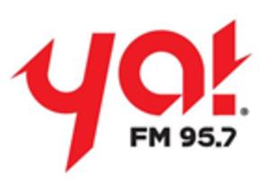 XHTAB-FM - Image: XHTAB Ya!FM95.7 logo